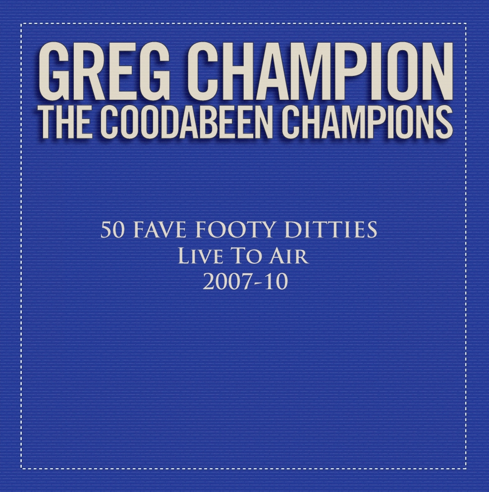 50 Fave Footy Ditties
