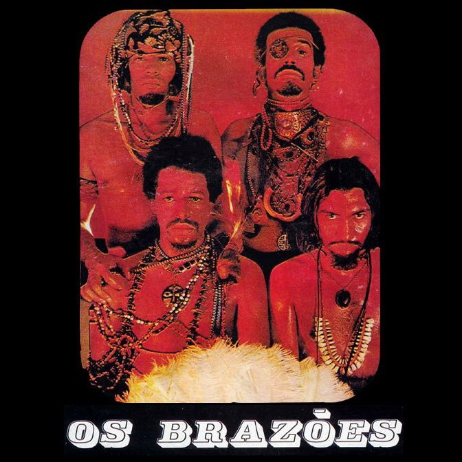 Os Brazoes (re-issue)