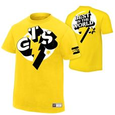 CM PUNK GTS T-SHIRT XL