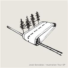 GONZALEZ-JOSE-AUSTRALIAN-TOUR-EP-CD-New