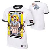 CM PUNK SECOND CITY SAINT T-SHIRT YOUTH - L