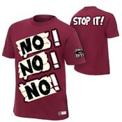 DANIEL BRYAN NO T-SHIRT XL