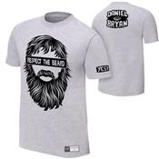 DANIEL BRYAN RESPECT THE BEARD T-SHIRT - M