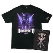 UNDERTAKER: THE STREAK + T-SHIRT LARGE