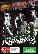Bigg Snoop Doggs Puff Puff Pass Tour