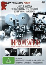 Norman Granz Presents Improvisation Feat.charlie Parker