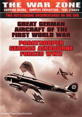 The War Zone - Great German Aircraft Of Ww1, Paratrooper German Airborne Forces Ww2