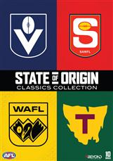Afl State Of Origin Classics Collection