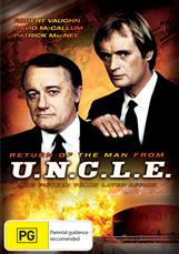 The Return Of The Man From U.n.c.l.e