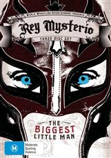 THE REY MYSTERIO BIGGEST LITTLE MAN