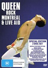 Rock Montreal / Live Aid