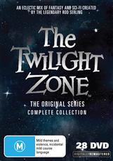 The Twilight Zone - Original Series: Complete Dvd Collection