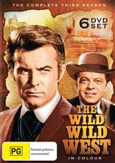 The Wild Wild West - Season 3