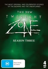 The Twilight Zone - New Twilight Zone: Season 3