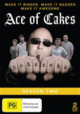 Ace Of Cakes - Season 2
