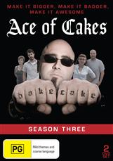 Ace Of Cakes - Season 3