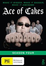 Ace Of Cakes - Season 4