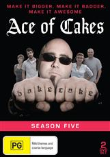 Ace Of Cakes - Season 5