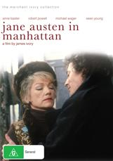 Merchant Ivory - Jane Austen In Manhattan