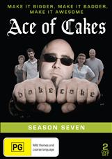 Ace Of Cakes - Season 7