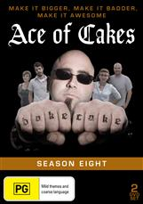 Ace Of Cakes - Season 8