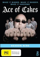 Ace Of Cakes - Season 9