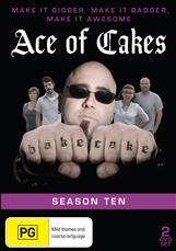 Ace Of Cakes - Season 10