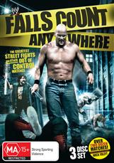 FALLS COUNT ANYWHERE: THE GREATEST STREET FIGHTS...