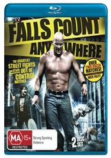 FALLS COUNT ANYWHERE: THE GREATEST STREET FI (BLURAY)