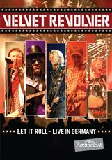 Let It Roll Live In Germany
