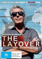 Anthony Bourdain - The Layover Season 1