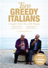 Two Greedy Italians - Season 2; Still Hungry