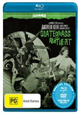 Hammer Horror - Quatermass And The Pit