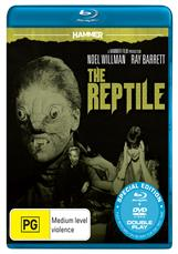 Hammer Horror - The Reptile