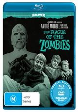 Hammer Horror - Plague Of The Zombies