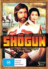 James Clavells Shogun - 30th Anniversary Edition