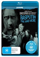 Hammer Horror - Rasputin: The Mad Monk
