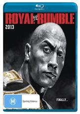 ROYAL RUMBLE 2013 (BLURAY)