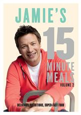 Jamies 15 Minute Meals - Season 1, Volume 2