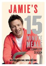 Jamies 15 Minute Meals - Season 1 Collection