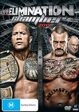 ELIMINATION CHAMBER 2013