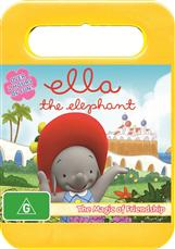 Ella The Elephant Volume 1 - The Magic Of Friendship