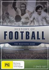 History Of Football - The Beautiful Game
