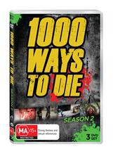 1000 Ways To Die - Season 2