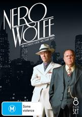 Nero Wolfe - The Complete Series