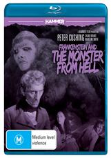 Hammer Horror: Frankenstein And The Monster From Hell