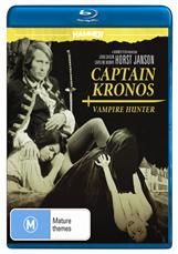 Hammer Horror: Captain Kronos Vampire Hunter