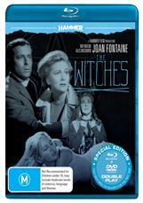 Hammer Horror: The Witches
