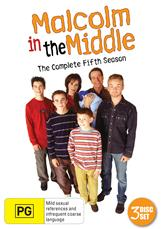 Malcolm In The Middle - Season 5