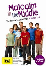 Malcolm In The Middle, The Complete Series